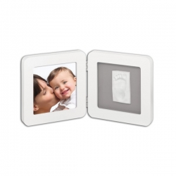 Print Frame White & Grey