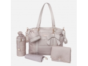 Bolso Maternal Mayoral Beige